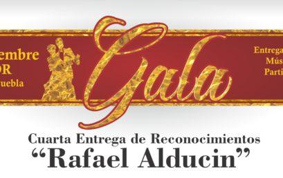 """Convocatoria Cuarta Entrega de Reconocimientos """"Rafael Alducin"""""""