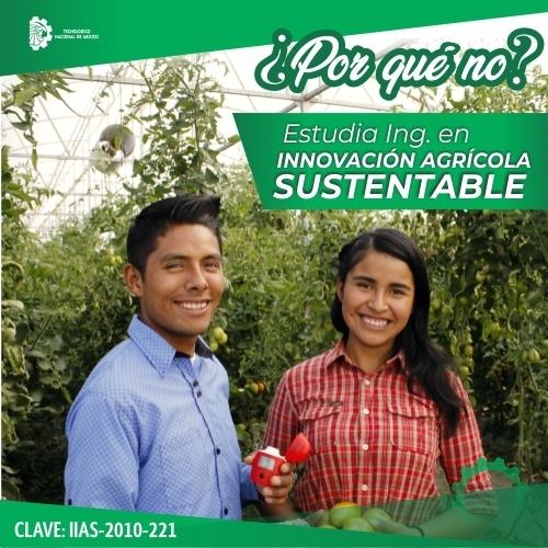 Ingeniería Innovación Agrícola Sustentable
