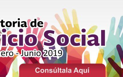 Convocatoria Servicio Social.