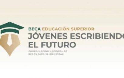 BECA JÓVENES ESCRIBIENDO EL FUTURO